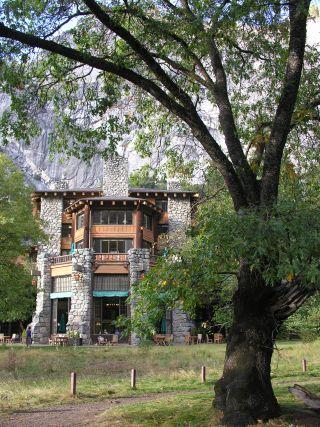 Ahwanee Lodge