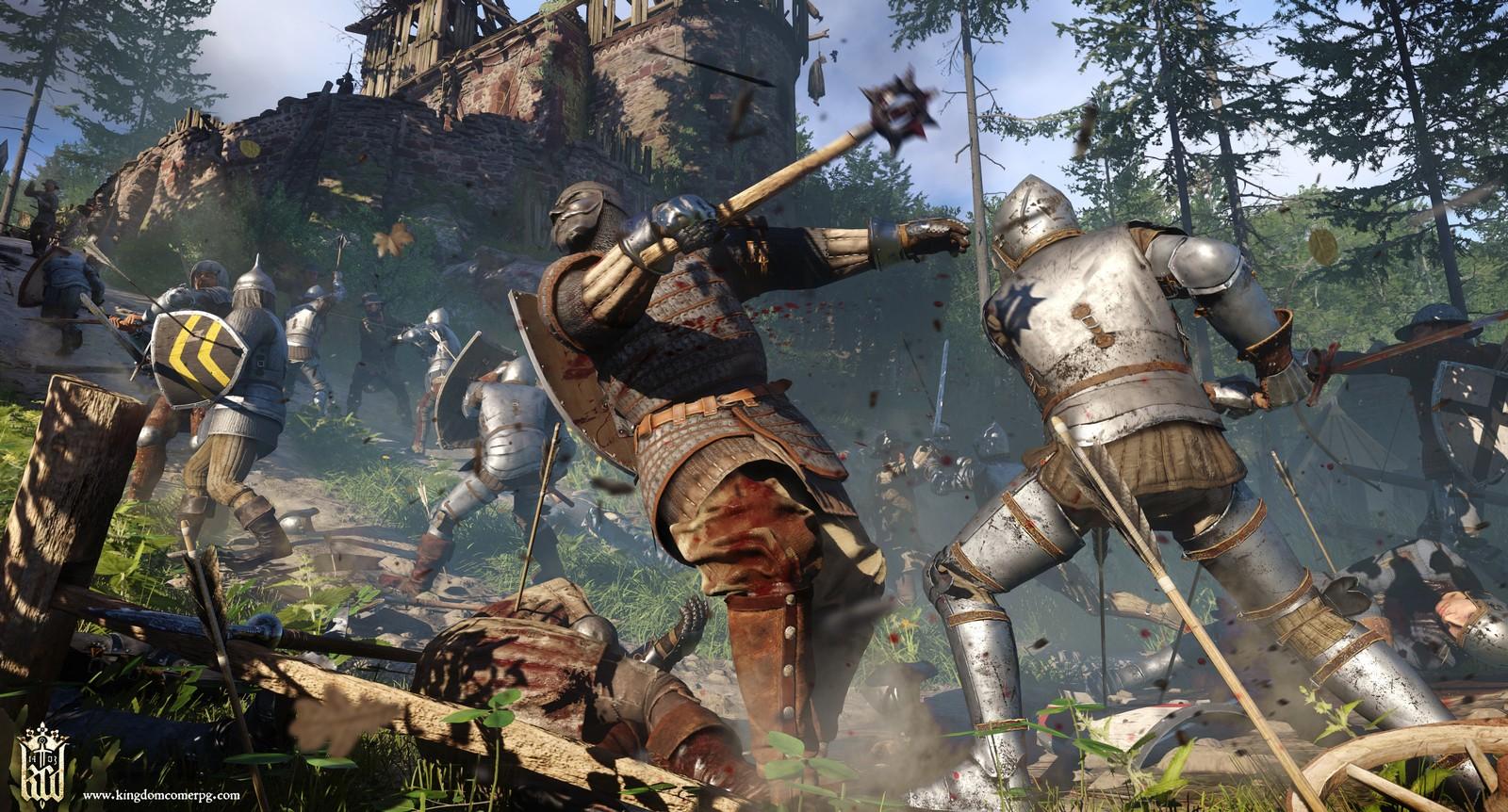 Kingdom Come Deliverance Developer Already Has Sequel Planned Pc Game Ps4 Romance Of The Three Kingdoms Xiii Reg 3 Gamer