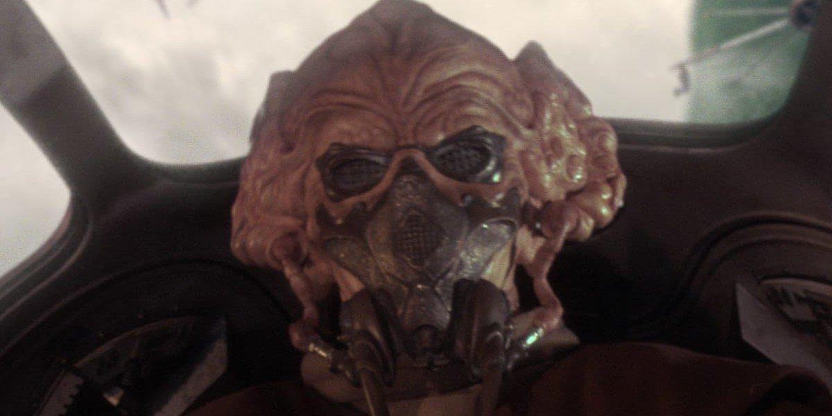 Matt Sloan as Plo Koon in Star Wars: Episode III - Revenge of the Sith