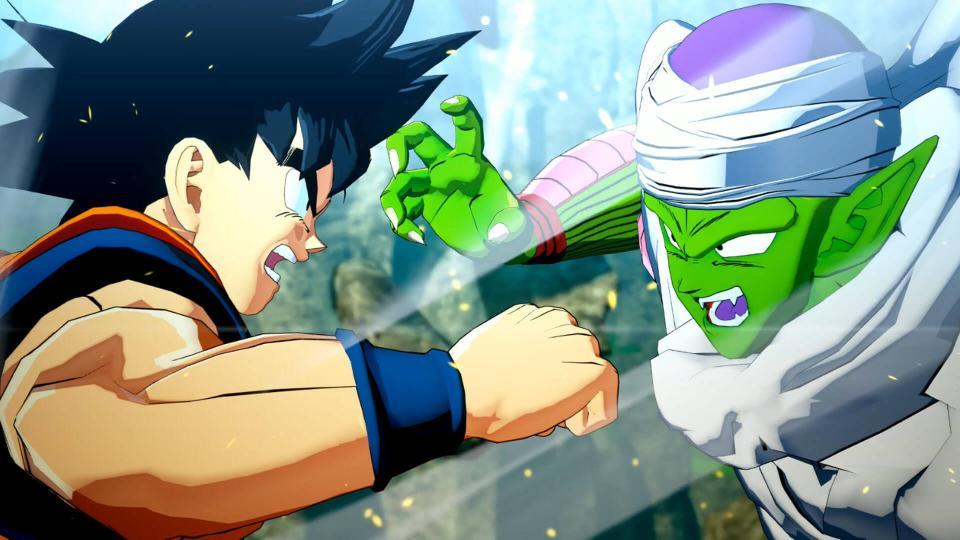 Dragon Ball Z: Kakarot Faithfully Recreates the Anime | Tom's Guide