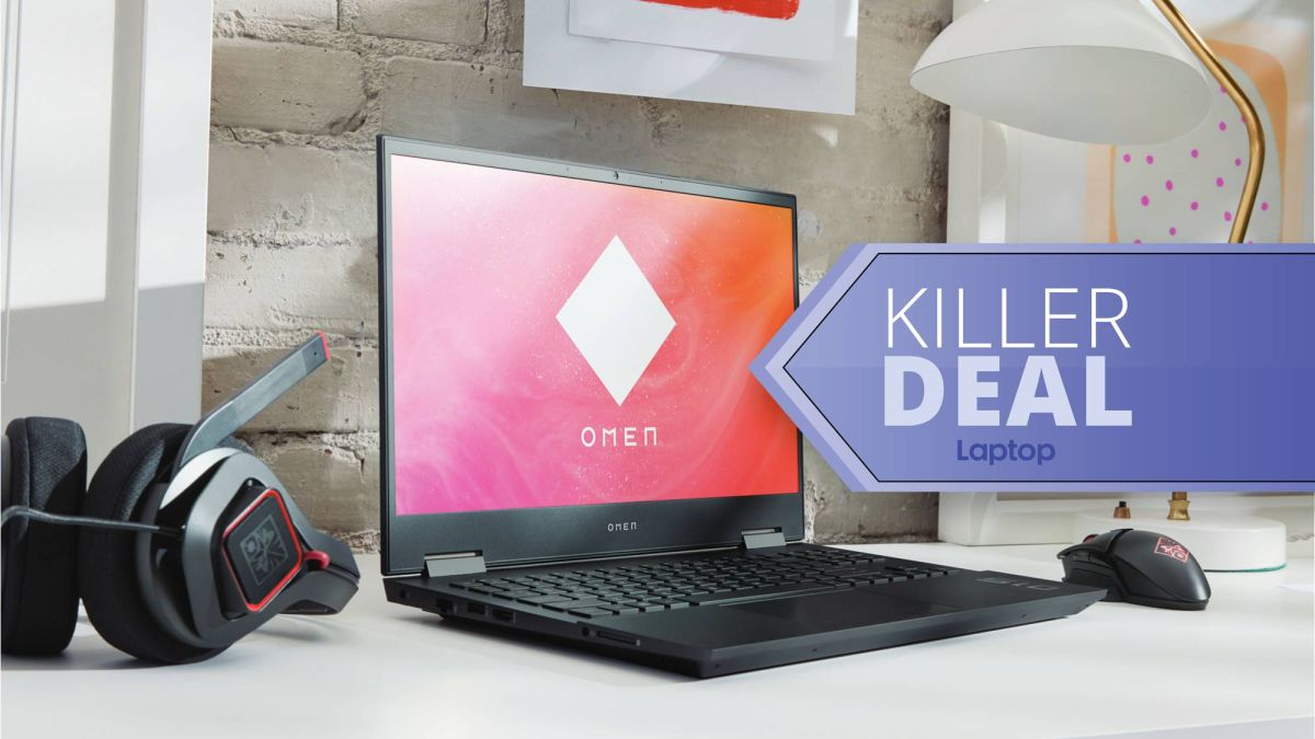 HP Omen 15 2020 Ryzen 7 laptop drops to $999 in epic PC gaming deal
