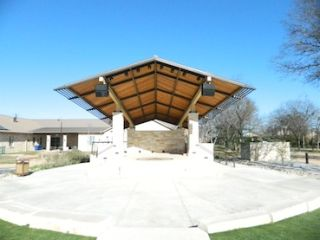 One Systems Chosen for Returning Home Heroes Amphitheater