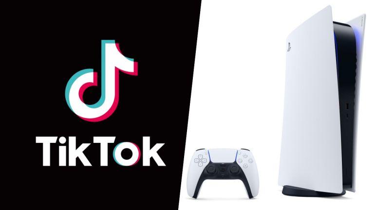 PS5 TikTok