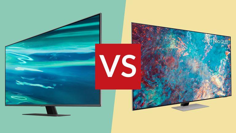 Samsung Q80A vs Samsung QN85A