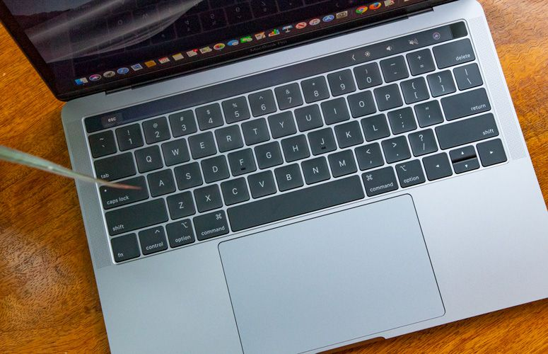 Apple may finally drop the Butterfly keyboard this year.