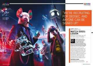"""""""Beautitful, very dark, and Black Mirror-esque"""" – Cyberpunk 2077 exclusives hit Official PlayStation Magazine 165"""