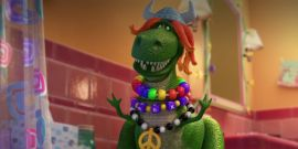 Toy Story's Partysaurus Rex And 12 Other Great Disney Shorts On Disney Plus