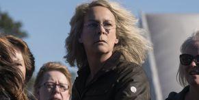 Halloween Kills' Jamie Lee Curtis Shares Feelings About Being 22 Years Sober