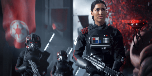 Iden Versio Star Wars Battlefront 2
