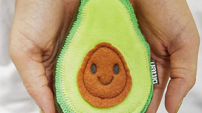 Urban Outfitters Huggable Avocado Hand warmer
