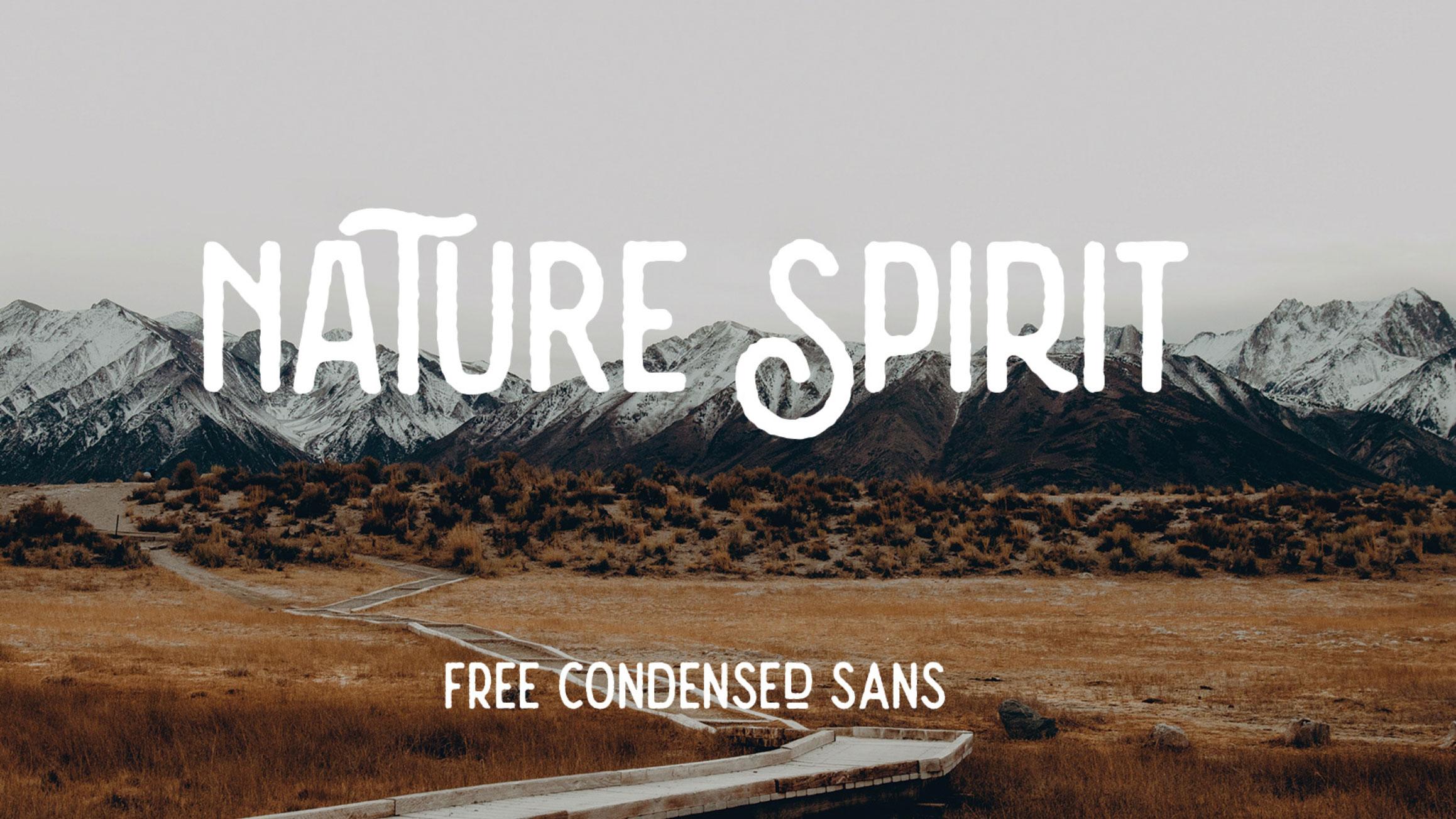Nature Sans