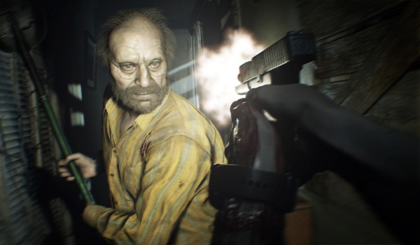 Honest Game Trailer Gets Absolutely Terrified By Resident Evil 7