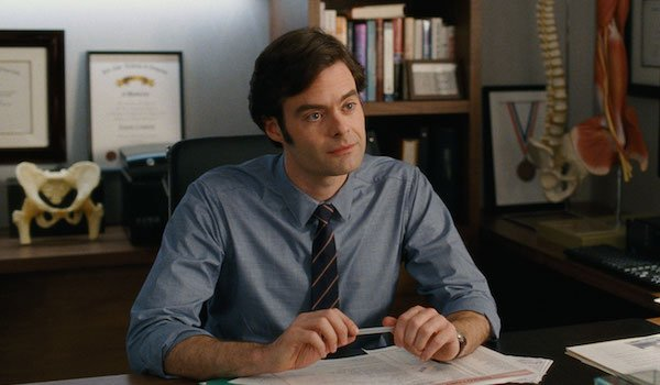 Bill Hader in trainwreck