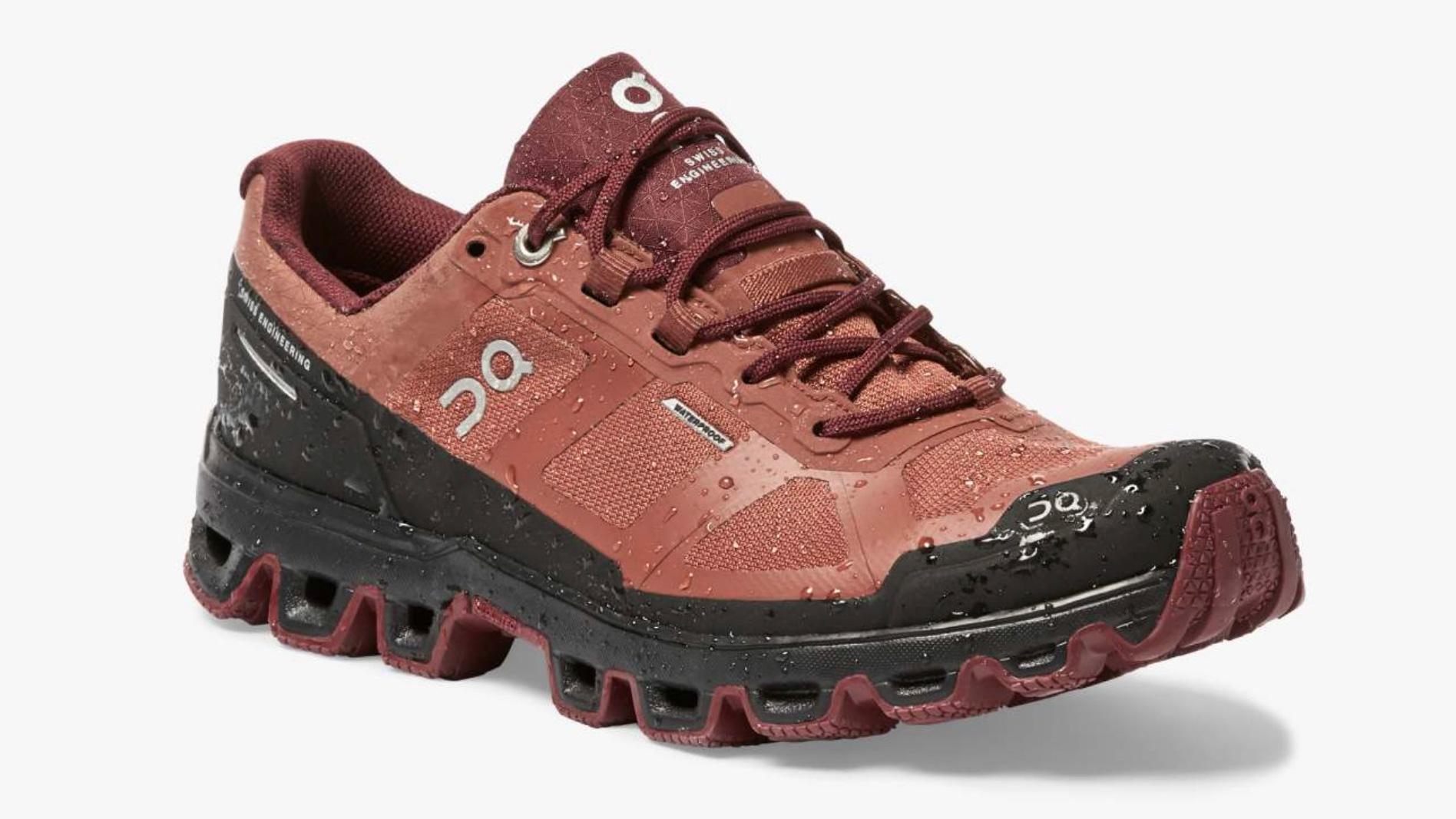 On Cloudventure Waterproof shoe review | T3