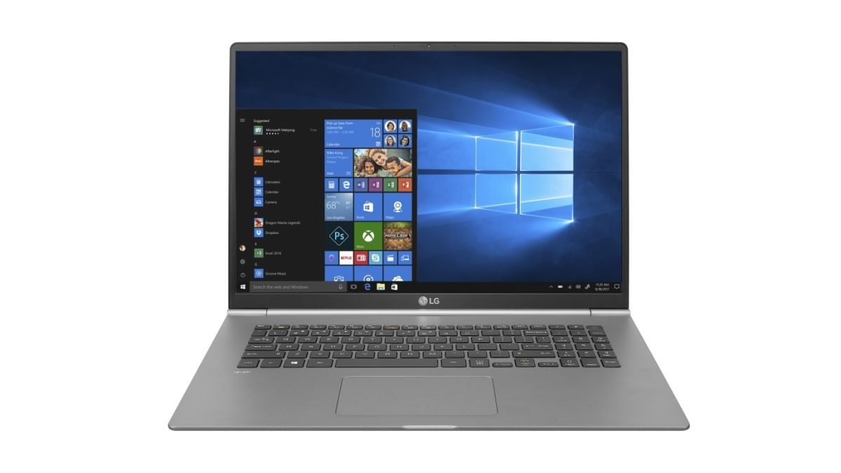 The lightest 17-inch laptop ever made is now available for less than you think - TechRadar