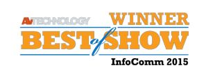 AV Technology's InfoComm 2015 Best of Show Awards Announced