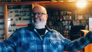 Doom designer Sandy Petersen