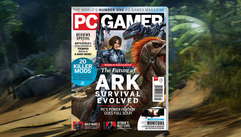 Subscribe to PC Gamer | PC Gamer
