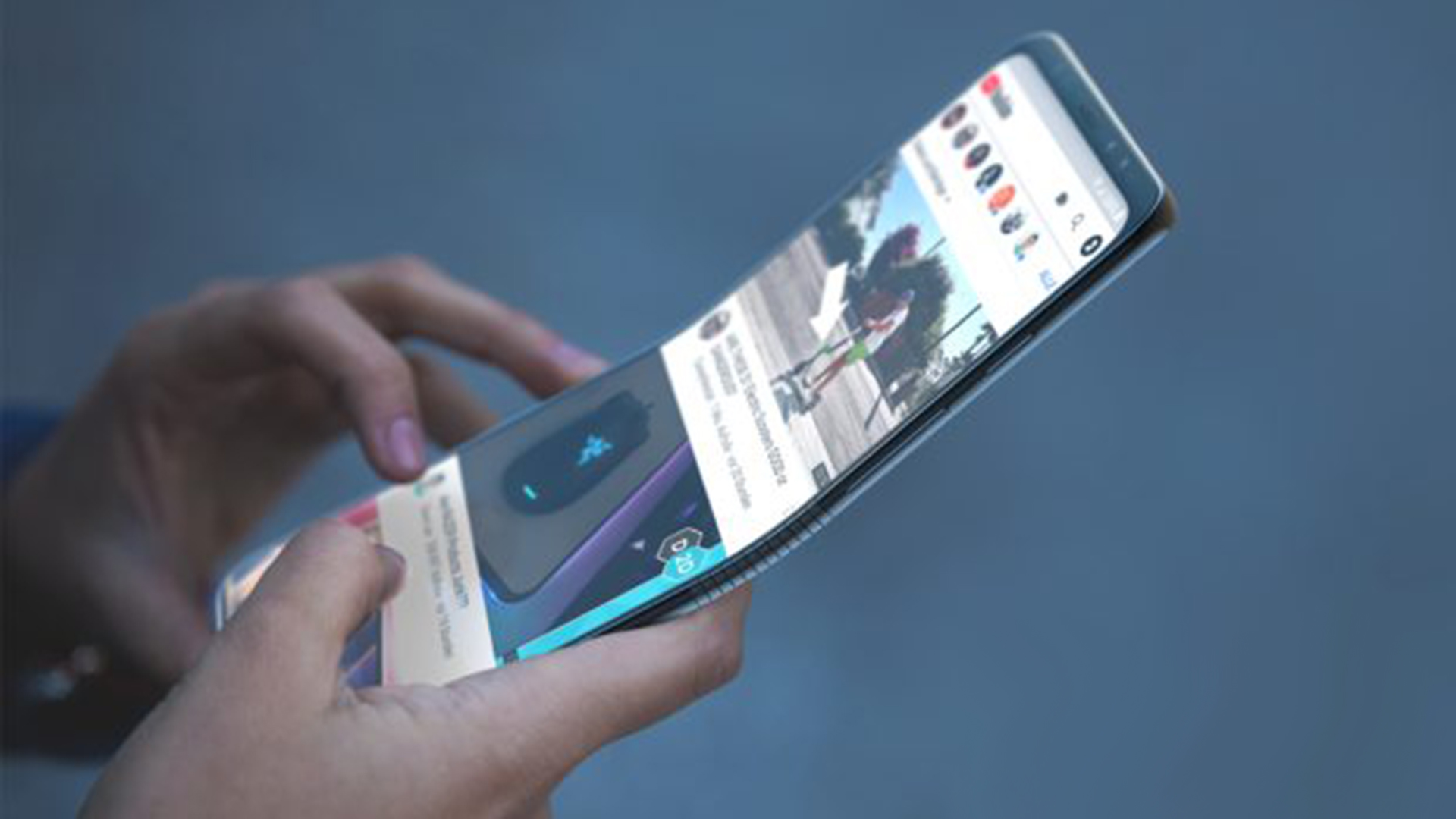 Samsung Galaxy X Folding Phone Confirmed As Launching This Year T3