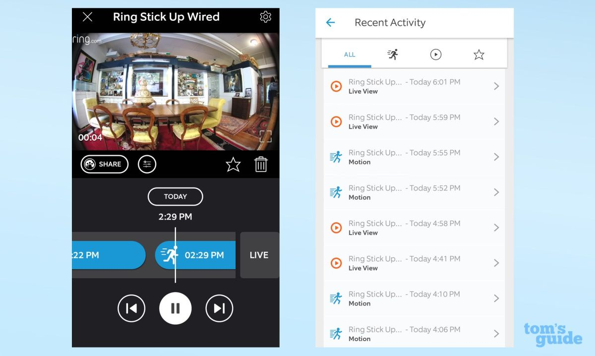 Ring Stick Up Cam Wired Review: Social Networking Meets