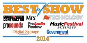 AV Technology Celebrates InfoComm 2014 'Best in Show' Awards