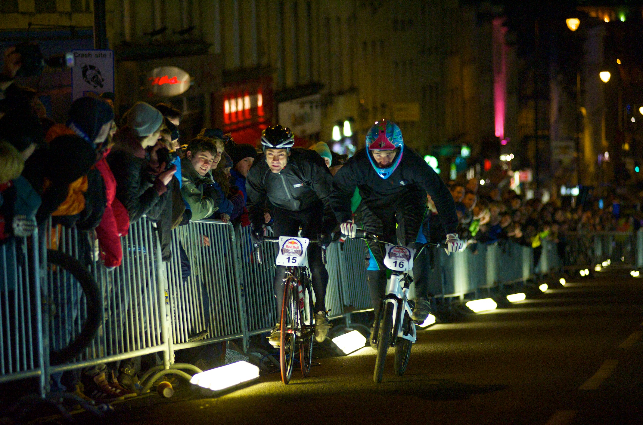 Red Bull Hill Chasers in Bristol
