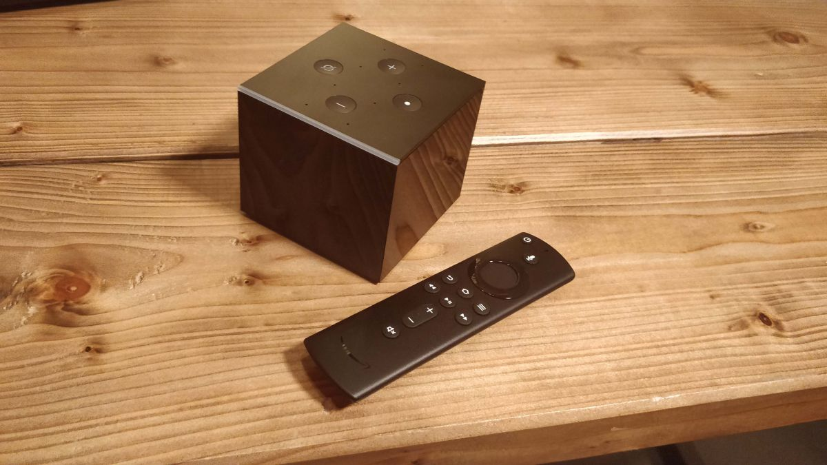 Amazon Fire TV Cube (2nd Generation) review