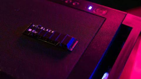 WD SN850 SSD