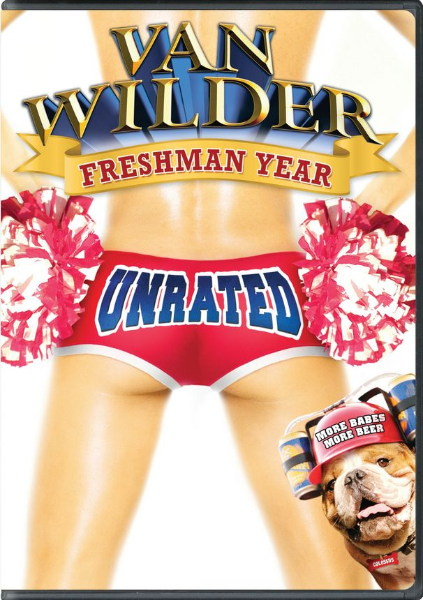 Scantily Clad Trailer And Images For Van Wilder: Freshman Year #7980