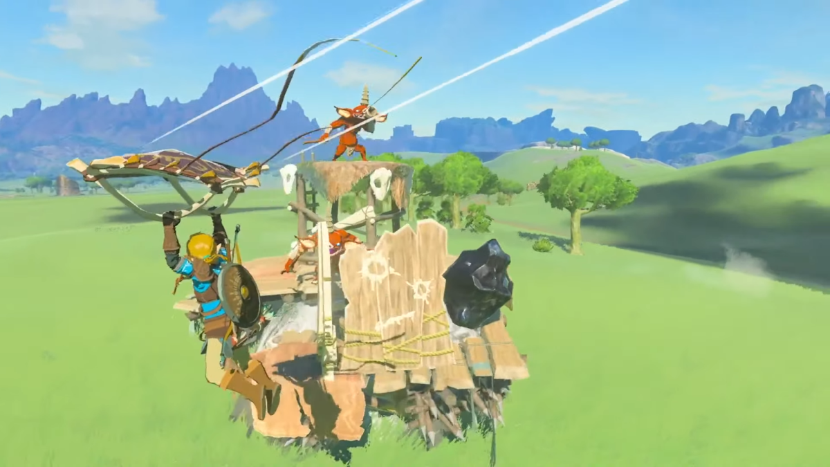 The Legend of Zelda: Breath of the Wild 2 finally confirmed for 2022