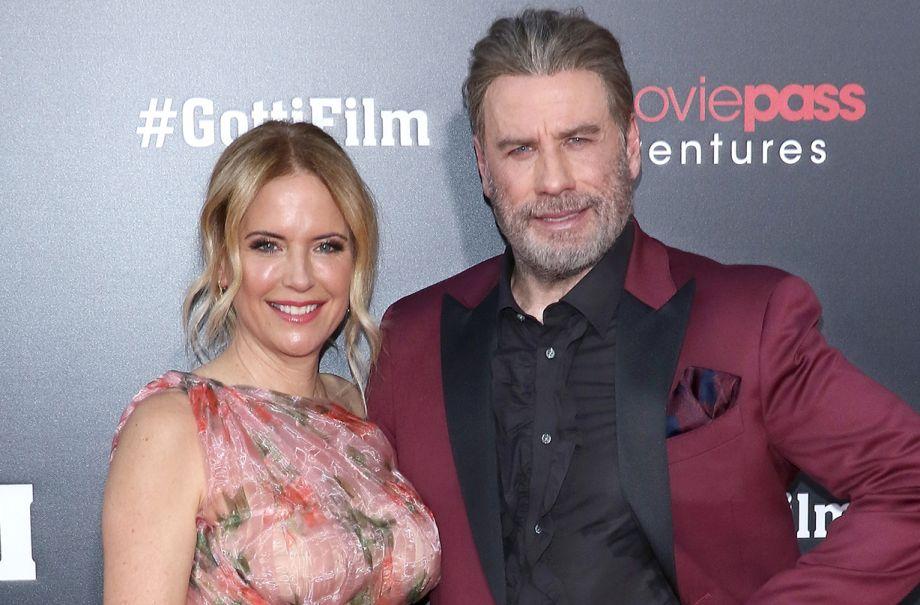 john travolta wife kelly preston dies secret breast cancer battle