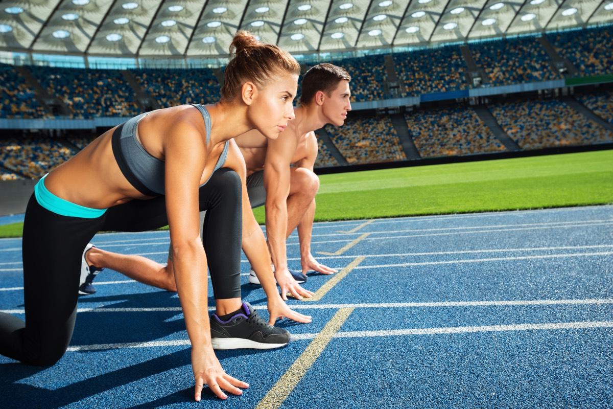 какое место занимает спорт в вашей жизни
