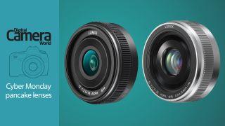 Panasonic pancake lens deals