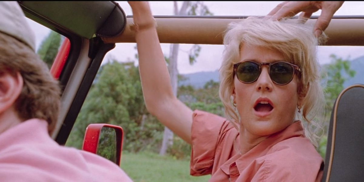 Jurassic World 3's Laura Dern Is Seriously Excited About Playing Ellie Sattler Again