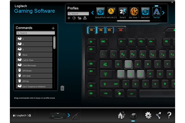 Logitech G105 Review - Membrane Gaming Keyboard | Tom's Guide