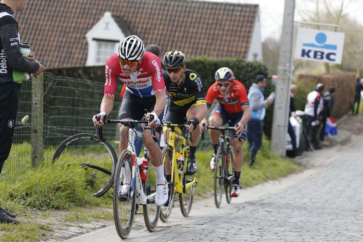 This is something you remember': Mathieu van der Poel revels