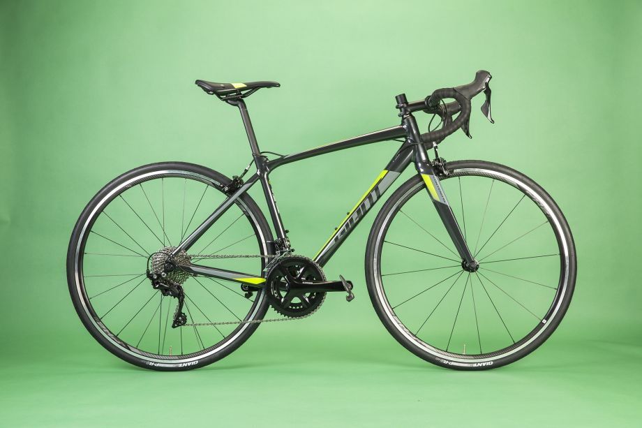 88575fa88f6 Giant Contend SL 1 review - Cycling Weekly