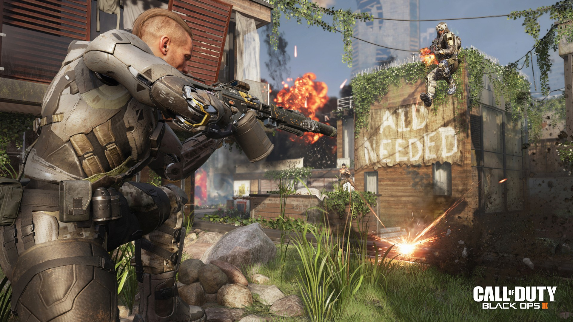 Call Of Duty Black Ops 3 Is A Surprise Free Playstation Plus Game