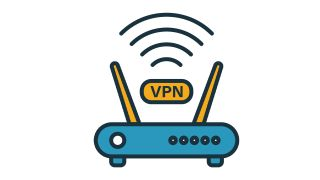 How to set up a virtual router share VPN