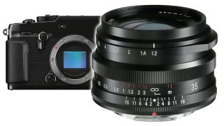 Voigtländer NOKTON 35mm f/1.2 for X-mount