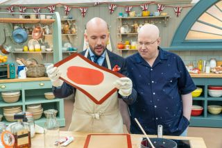 TV tonight The Great Celebrity Bake Off