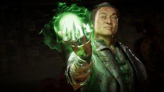 Shang Tsung in Mortal Kombat 11