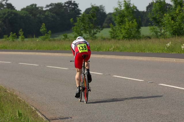 Michael Hutchinson National 25 time trial 2008