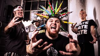 A promo picture of Psychostick