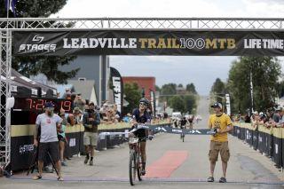 Rose Grant wins Leadville Trail 100 MTB 2021