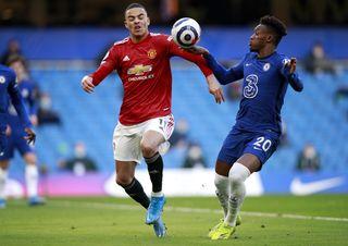 Chelsea v Manchester United – Premier League – Stamford Bridge
