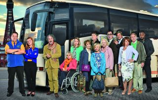 A coach trip to Blackpool sounds lovely, but not if you're travelling with this dodgy lot!