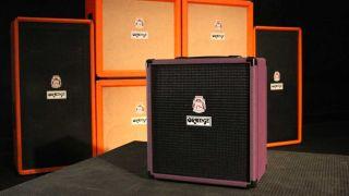 Orange Crush Bass 50 Glenn Hughes
