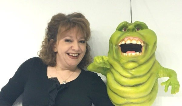 Robin Shelby Slimer Ghostbusters