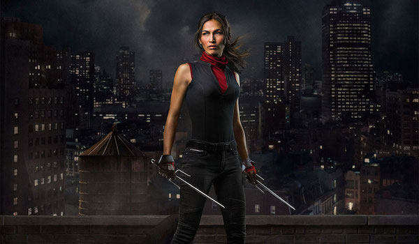 elektra with sai on rooftop in daredevil season 2
